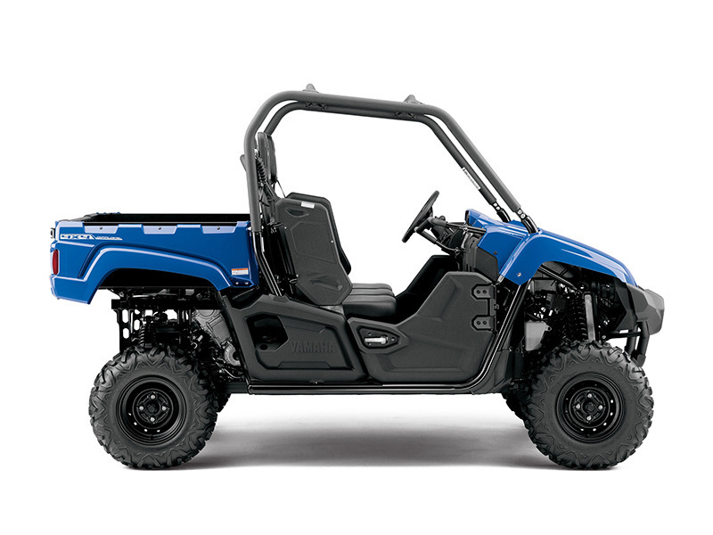 2014 Yamaha Viking FI 4x4 EPS Steel Blue