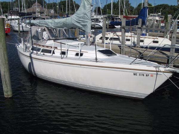 1989 Catalina 30 MK II  Tall Rig