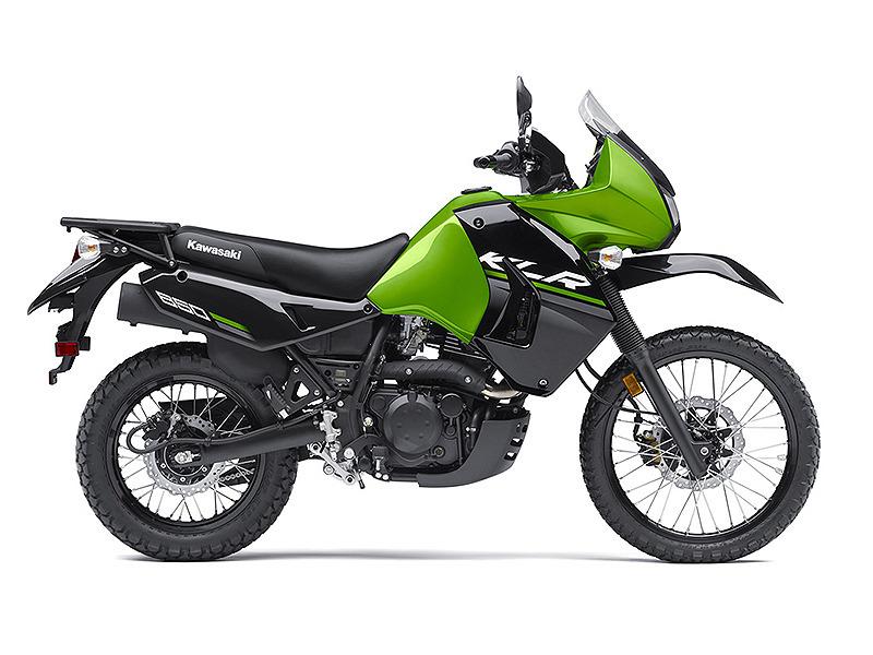 2016 Kawasaki KLR 650