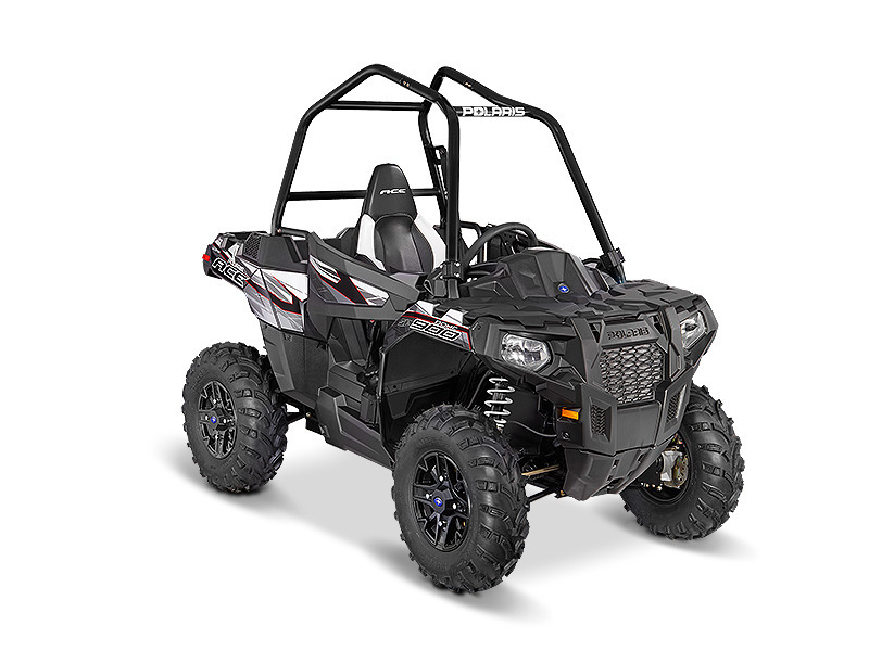 2016 Polaris ACE 900 SP Stealth Black