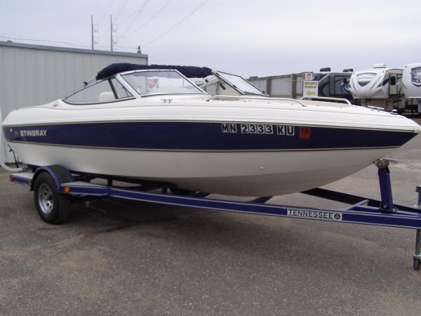 2000 Stingray 190 LS/LX
