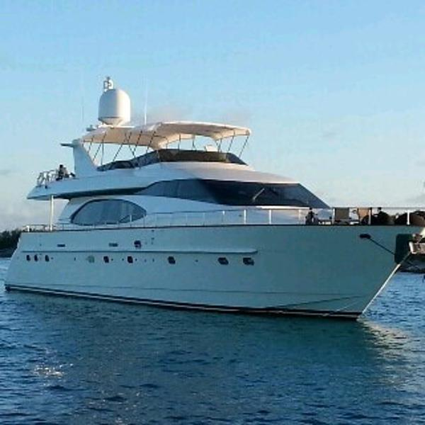 1998 Azimut Ultimate