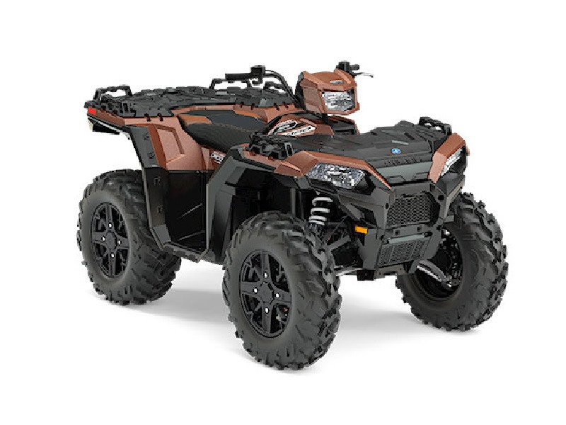 2017 Polaris Sportsman XP 1000 Matte Copper LE