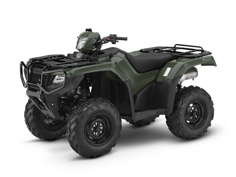2017 Honda FourTrax Foreman Rubicon 4x4 Automatic DCT EPS