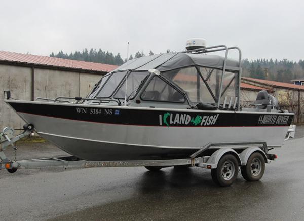 2005 North River Seahawk