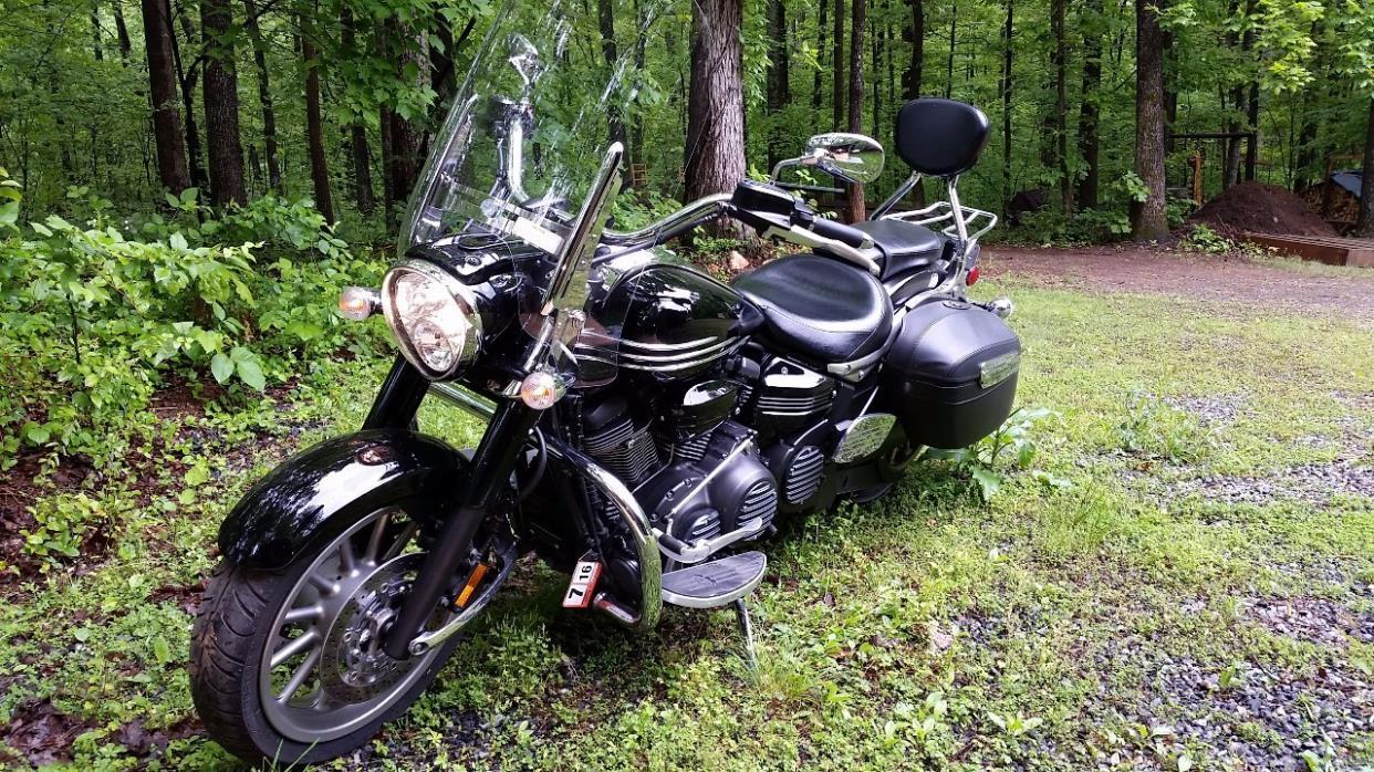 2008 Star Motorcycles STRATOLINER