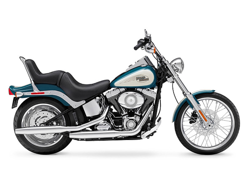 2009 Harley-Davidson FXSTC - Softail Custom