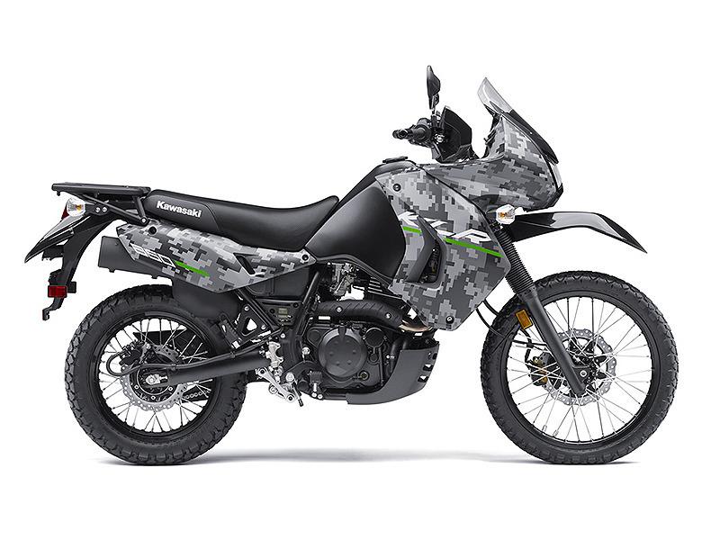 2016 Kawasaki KLR 650 Camo