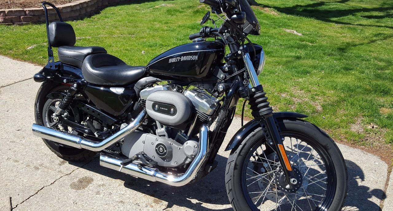 2012 Harley-Davidson SPORTSTER 1200