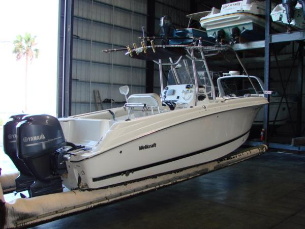 2013 Wellcraft 252 Fisherman