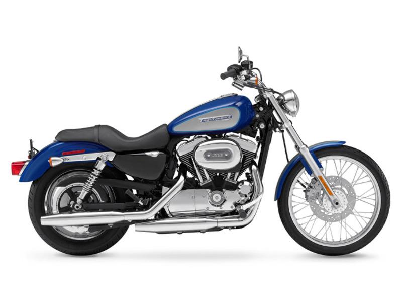 2010 Harley-Davidson XL1200C - Sportster 1200 Custom