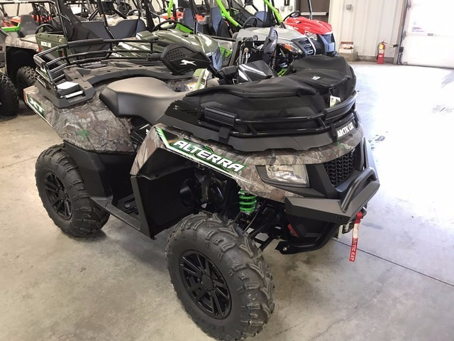 2016 Arctic Cat 550 XT