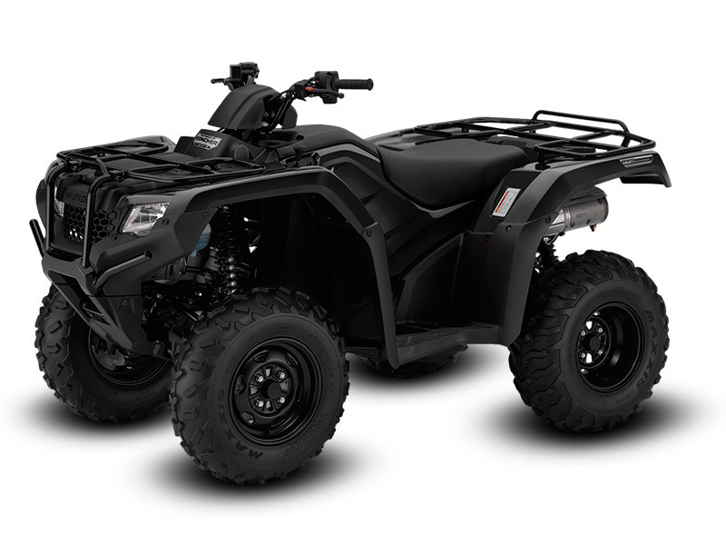2017 Honda FourTrax Rancher 4x4 Automatic DCT IRS EPS