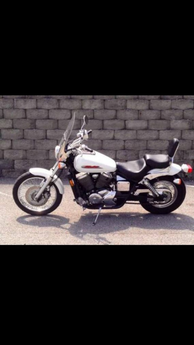 2003 Honda SHADOW SPIRIT 750 ABS
