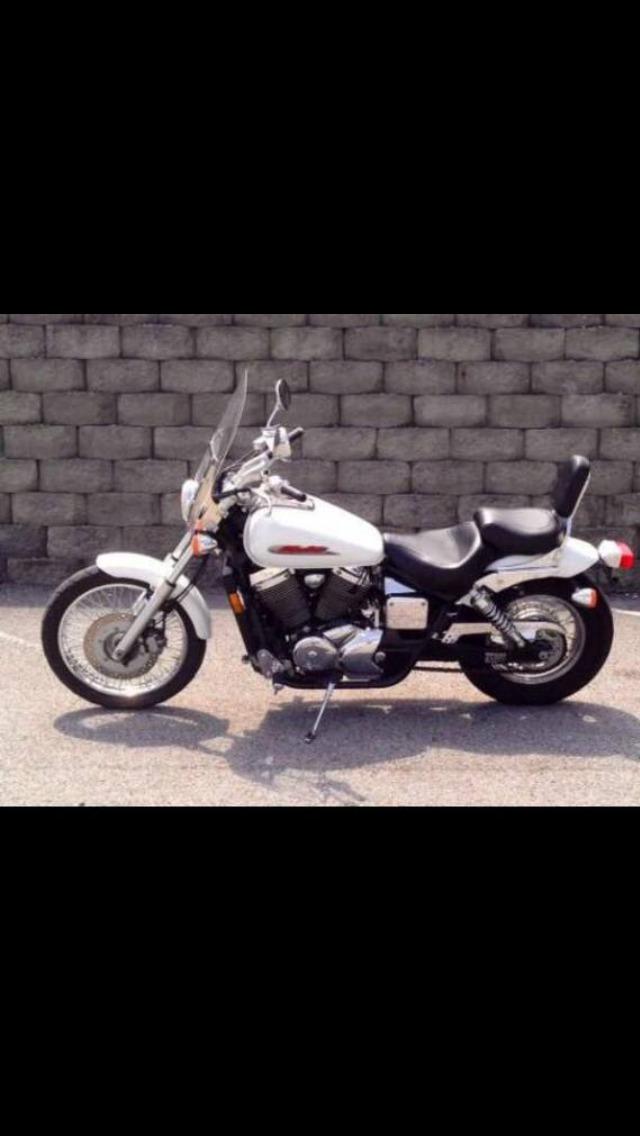 2003 Honda SHADOW SPIRIT 750 ABS