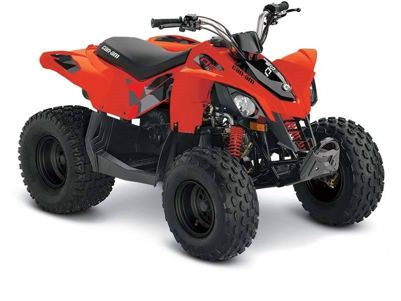 2017 Can-Am DS 90