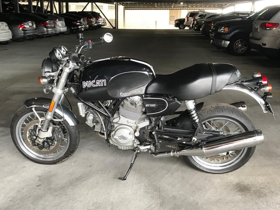 2009 Ducati GT 1000 SPORT CLASSIC