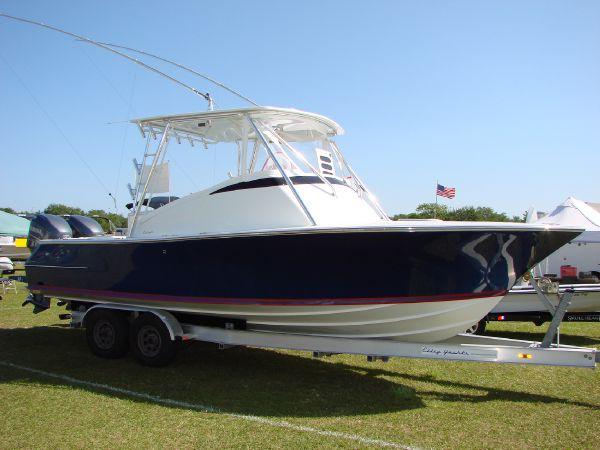 2010 Ellig Yachts 28 Express