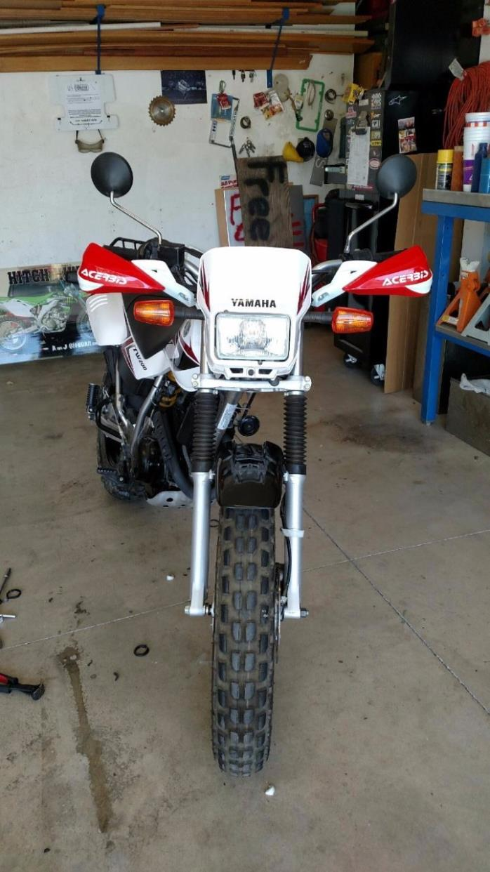 2010 Yamaha TW200 200