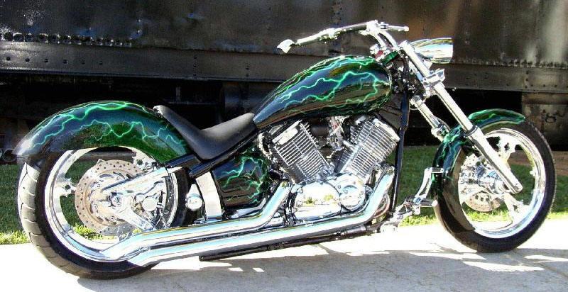 2006 Yamaha 1100