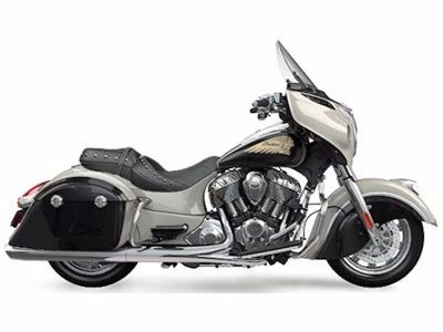 2016 Indian Chieftain Star