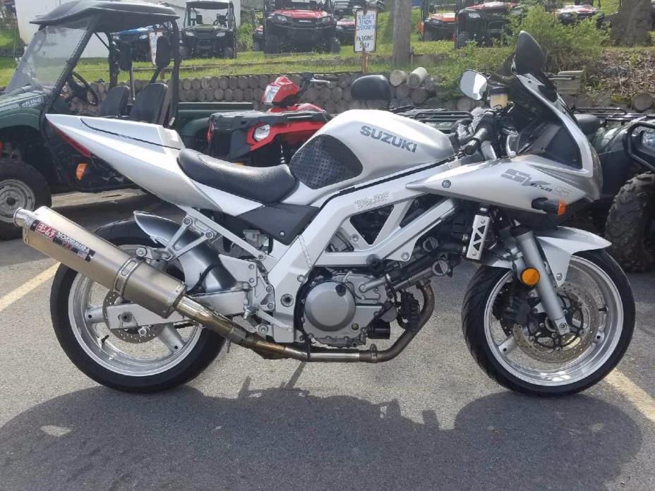 2003 Suzuki SV650S