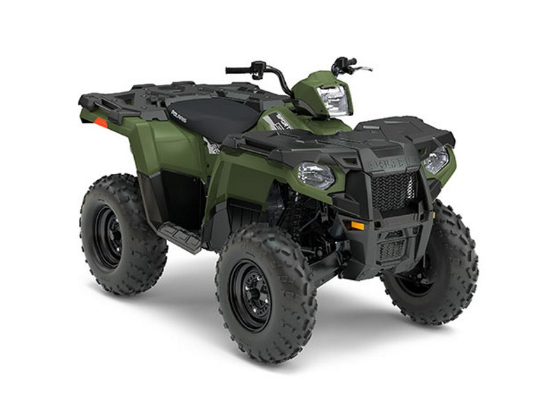 2017 Polaris Sportsman 570 Sage Green