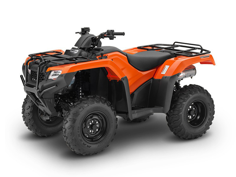 2015 Honda FourTrax Rancher 4x4 Automatic DCT IRS