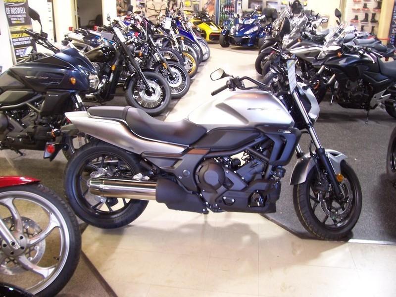 2016 Honda CTX 700 DCT ABS (CTX700D)