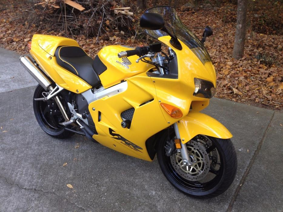 2001 Honda INTERCEPTOR VFR800