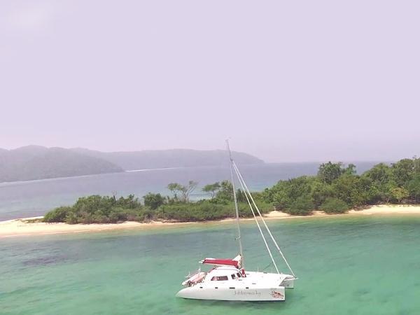 2011 Composite Catamarans Andaman Cabriolet