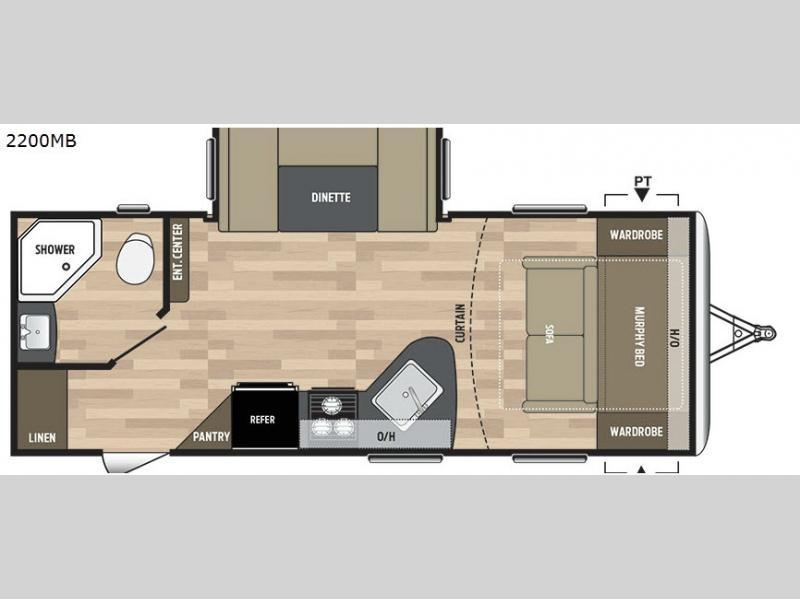 2017 Keystone Rv Summerland 2200MB