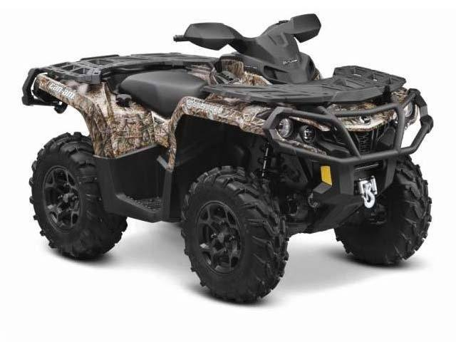 2014 Can-Am Outlander™ XT™ 650