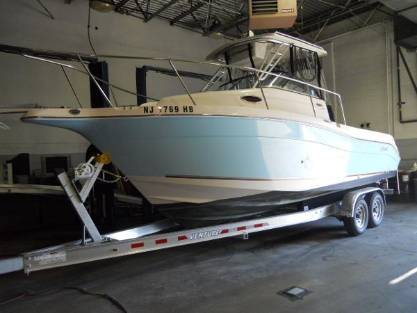 2007 Seaswirl 2601 WA