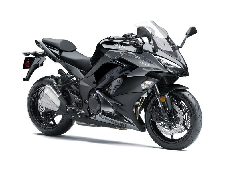 2017 Kawasaki Ninja 1000 ABS, 0