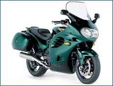 2000 Triumph Trophy 900