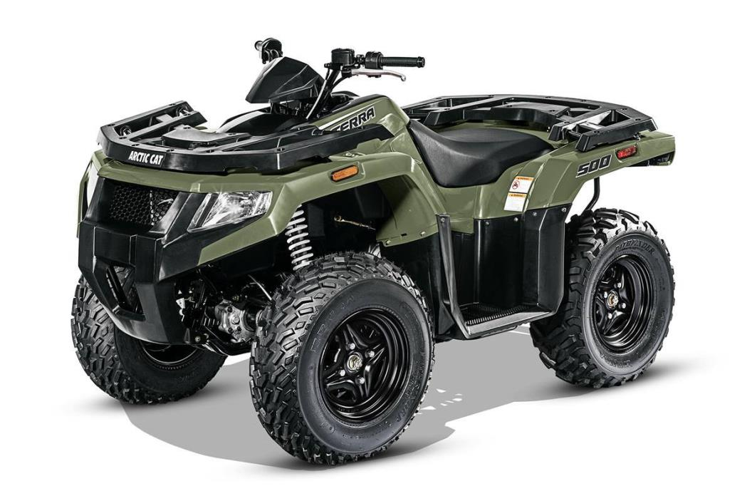 2017 Arctic Cat Alterra 500