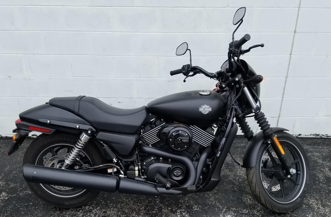 2015 Harley-Davidson XG750 Harley-Davidson Street 750
