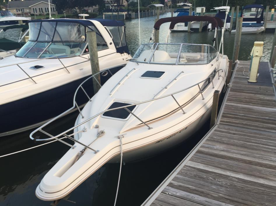 1996 Monterey 296 Cruiser