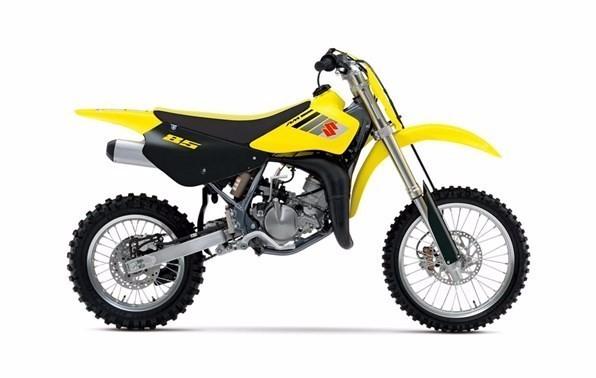 2017 Suzuki RM85