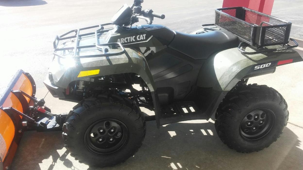 2016 Arctic Cat ATV 500