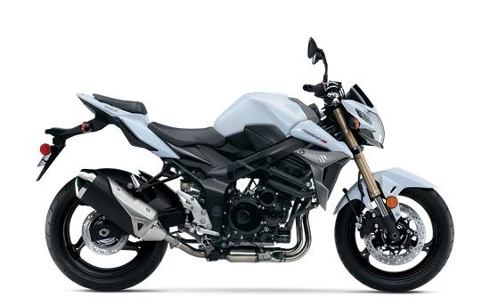 2016 Suzuki GSX-S750