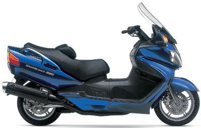 2003 Suzuki Burgman™ 650