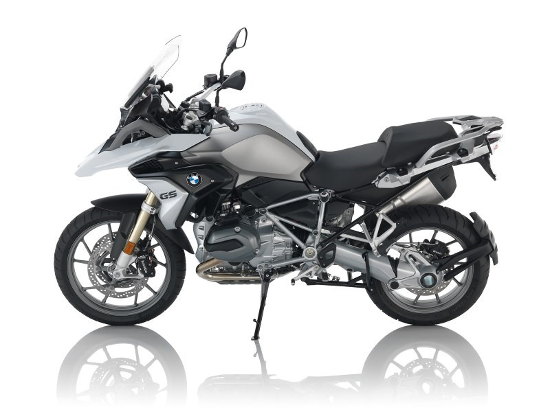 2017 BMW R 1200 GS Premium Light White