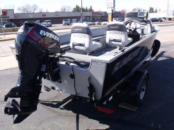 2014 Alumacraft Escape 165CS