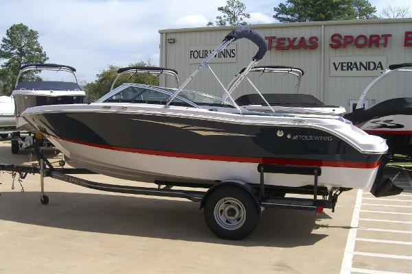 2013 Four Winns H200