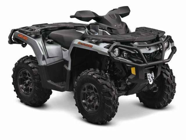 2015 Can-Am Outlander™ XT™ 650