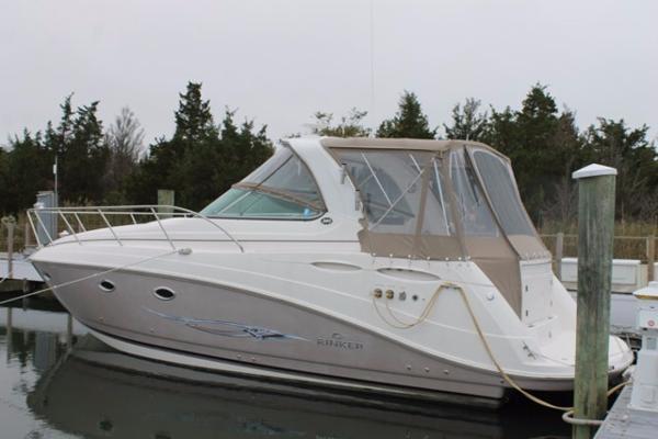 2008 Rinker Express Cruiser  Fish Package