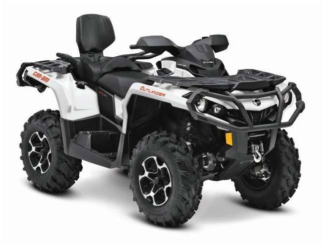 2015 Can-Am Outlander™ MAX XT™ 500