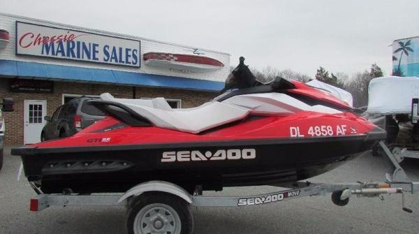 2012 Sea-Doo GTI SE 130